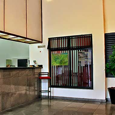 Suites - Scala Residence Hotel - Resende RJ